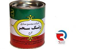نمایندگی رنگ سحر در غرب تهران